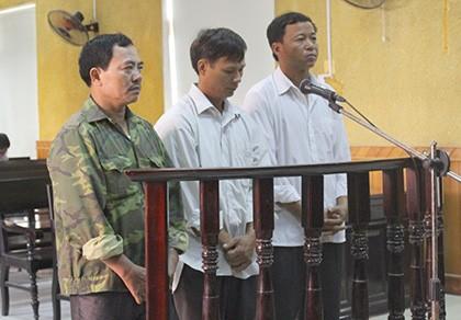 """Phúc thẩm vụ """"xử án treo vì có chỉ đạo"""": Chuyển cả ba bị cáo từ tù treo sang giam - ảnh 1"""