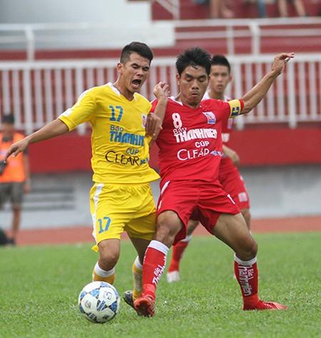 Bán kết giải U-21 báo Thanh Niên: Bóng đá miền Trung và miền Tây hồi sinh - ảnh 1