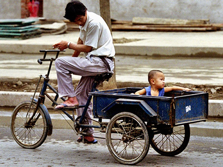 Trung Quốc bãi bỏ chính sách một con - ảnh 1