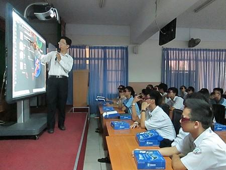 TP.HCM bắt đầu kiểm tra cơ sở vật chất và trang thiết bị trường học - ảnh 1