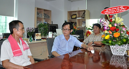 13 ngày được tại ngoại của ông Huỳnh Văn Nén - ảnh 2