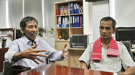 13 ngày được tại ngoại của ông Huỳnh Văn Nén - ảnh 3