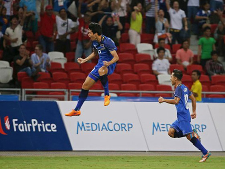 Bóng đá nam SEA Games 29: U-21 thay cho U-23? - ảnh 1