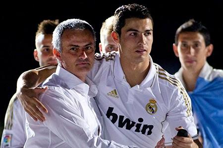 Ronaldo bất ngờ lên tiếng ca ngợi Mourinho - ảnh 1