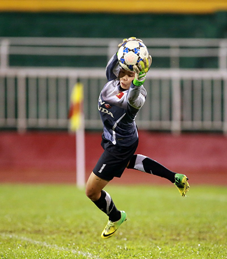 Đội nữ TP.HCM vô địch giải bóng đá quốc tế mở rộng - ảnh 3