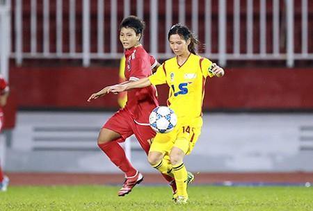 Đội nữ TP.HCM vô địch giải bóng đá quốc tế mở rộng - ảnh 7