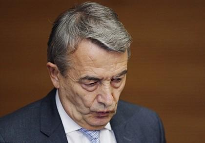 Chủ tịch LĐBĐ Đức từ chức - ảnh 1