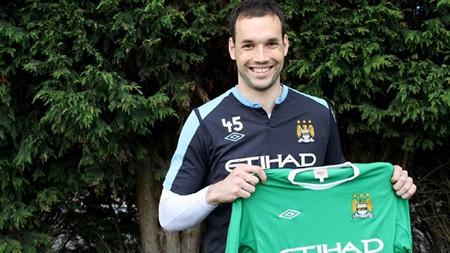 Cựu thủ môn Man City qua đời - ảnh 1