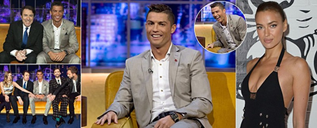 Ronaldo nói gì về những hotgirl vây quanh mình - ảnh 1