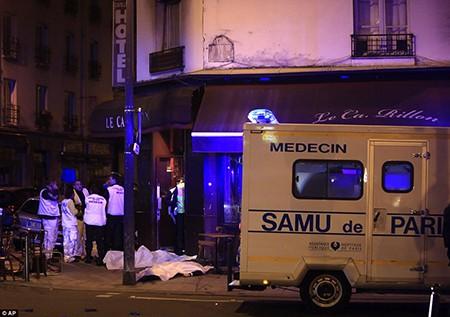 Khủng bố ở Paris: Cảnh sát đã biết trước nhưng vụ xả súng vẫn xảy ra? - ảnh 10