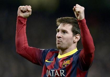 Messi sẵn sàng cho El Clasico - ảnh 1