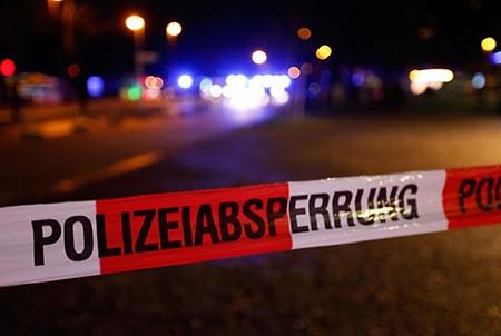 Chùm ảnh nước Đức báo động vì bị đe dọa khủng bố - ảnh 7