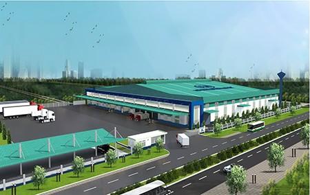 Khánh thành nhà máy Bình Minh Long An - ảnh 1