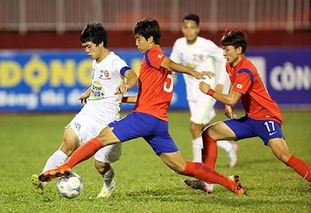 Giải U-21 Quốc tế Báo Thanh Niên: ĐKVĐ HAGL 'gãy' trận đầu - ảnh 1