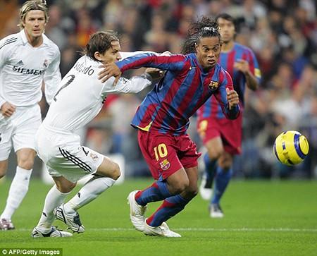 Ronaldinho bị Real Madrid từ chối vì quá… xấu - ảnh 3
