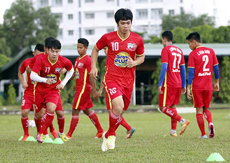 U21 HAGL - U21 Myanmar: Cuộc chiến khu trung tuyến - ảnh 8
