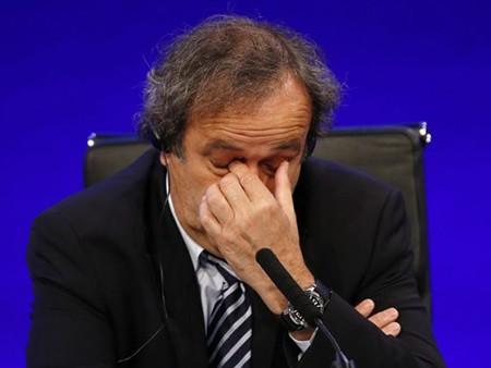 FIFA xem xét loại Platini vĩnh viễn khỏi bóng đá - ảnh 1