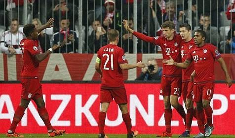 'Hùm xám' Bayern khẳng định sức mạnh, tiếp sức cho Arsenal - ảnh 1