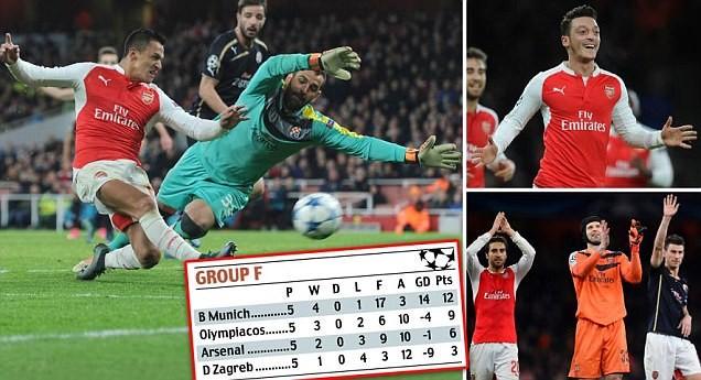 'Hùm xám' Bayern khẳng định sức mạnh, tiếp sức cho Arsenal - ảnh 2