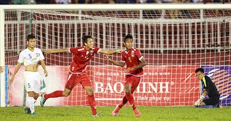 Nhìn lại cuộc rượt đuổi ngoạn mục giữa U21 HAGL và U21 Myanmar - ảnh 3