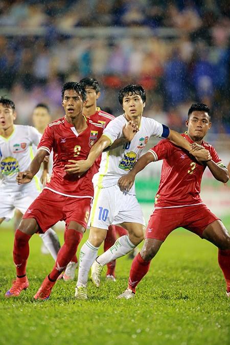 Nhìn lại cuộc rượt đuổi ngoạn mục giữa U21 HAGL và U21 Myanmar - ảnh 5