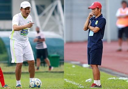 HLV U21 Việt Nam và U21 HAGL lời qua tiếng lại vì… bó rau 500 đồng - ảnh 1