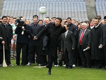 Chủ tịch Tập Cận Bình và giấc mơ World Cup - ảnh 4