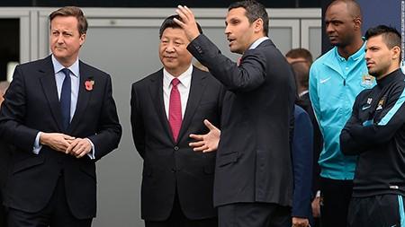 Chủ tịch Tập Cận Bình và giấc mơ World Cup - ảnh 2