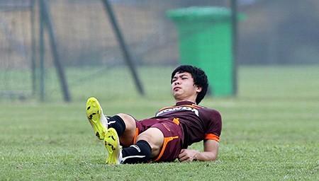 Buổi tập đầu tiên của U-23 Việt Nam: Công Phượng lập hat-trick - ảnh 11