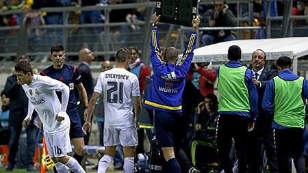 Đá thắng, Real Madrid vẫn bị loại khỏi Cúp nhà vua - ảnh 2