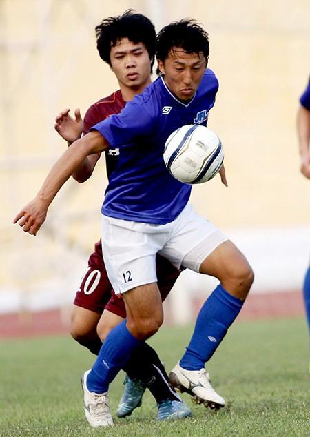 U23 Việt Nam thua trắng đội hạng tư của Nhật 0-4 - ảnh 1
