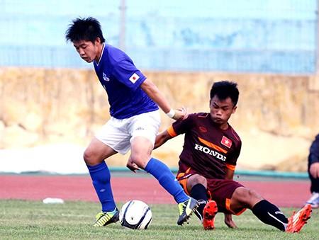 U23 Việt Nam thua trắng đội hạng tư của Nhật 0-4 - ảnh 2