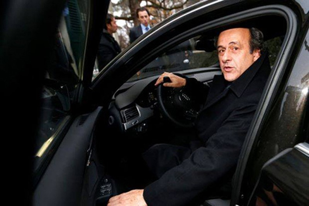 Tòa án thể thao quốc tế bác đơn kháng án của Platini - ảnh 1