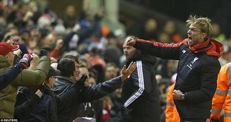 Liverpool 2-2 West Brom: Chia điểm phút bù giờ - ảnh 2
