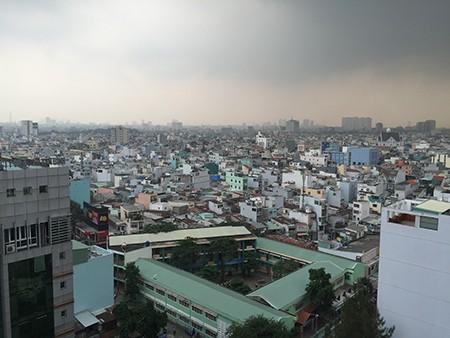 Vì sao Sài Gòn sáng nay chìm trong sương mờ? - ảnh 3