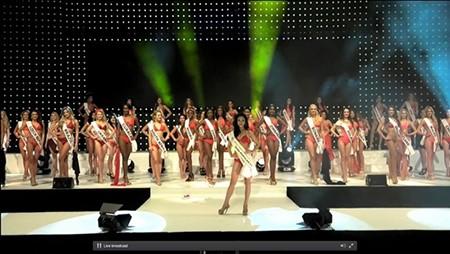 Hà Thu đoạt giải Thí sinh được yêu thích nhất ở Miss Intercontinental - ảnh 1