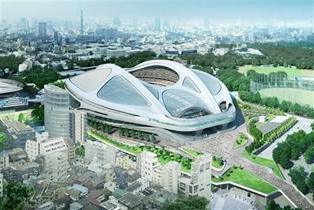 Vì người dân, Nhật bỏ xây sân Olympic 2 tỉ USD - ảnh 1
