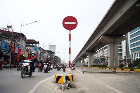 Cận cảnh hầm chui Thanh Xuân và Trung Hòa trước ngày thông xe - ảnh 10