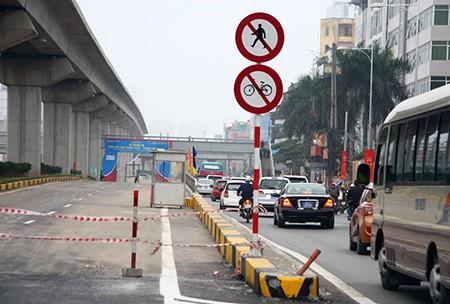Cận cảnh hầm chui Thanh Xuân và Trung Hòa trước ngày thông xe - ảnh 11