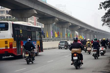 Cận cảnh hầm chui Thanh Xuân và Trung Hòa trước ngày thông xe - ảnh 14