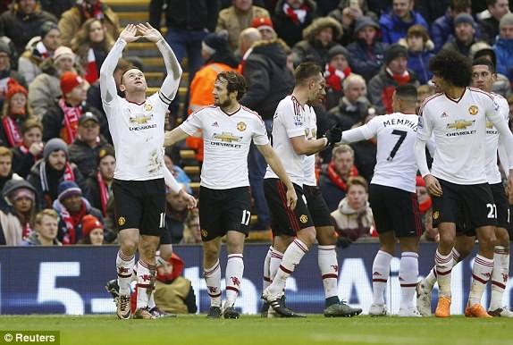 Rooney tỏa sáng, Man United đả bại Liverpool - ảnh 6