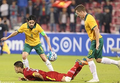 Minh Long xuất thần, U23 Việt Nam vẫn thua U23 Úc - ảnh 1