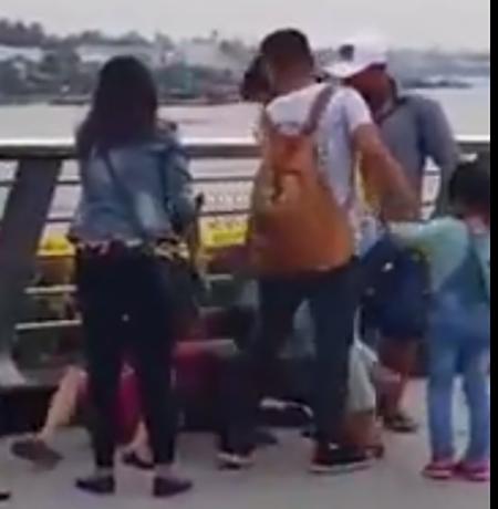 Đôi nam nữ bị đánh ở bến Ninh Kiều là dân 'hai ngón' - ảnh 2
