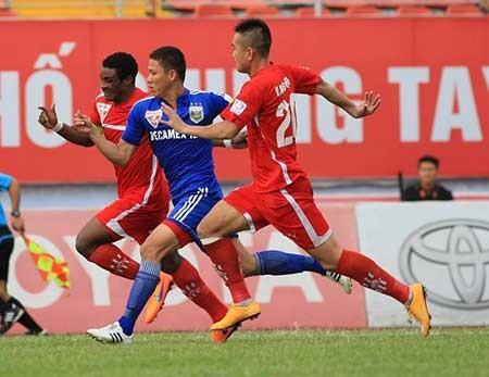 B. Bình Dương - Jiangsu FC: Xem 'sao' Premier League - ảnh 1
