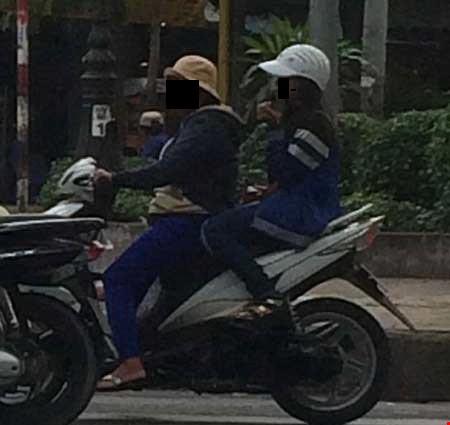 Bài 1: 'Chợ' mại dâm di động  lớn nhất Sài Gòn - ảnh 5