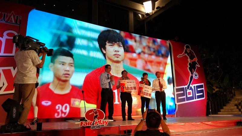 Abass Dieng đăng quang giải Fair Play 2015 - ảnh 7