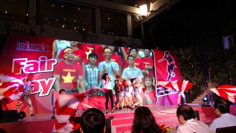 Abass Dieng đăng quang giải Fair Play 2015 - ảnh 5