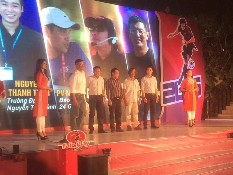 Abass Dieng đăng quang giải Fair Play 2015 - ảnh 9
