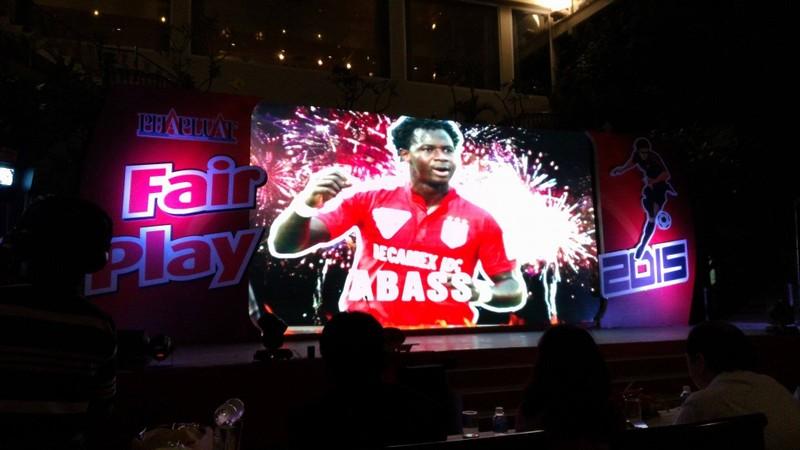 Abass Dieng đăng quang giải Fair Play 2015 - ảnh 2