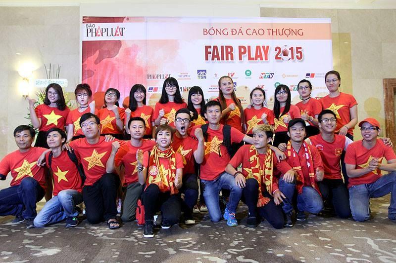 Abass Dieng đăng quang giải Fair Play 2015 - ảnh 19